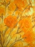 Цветя в оранжево (ангажирана)